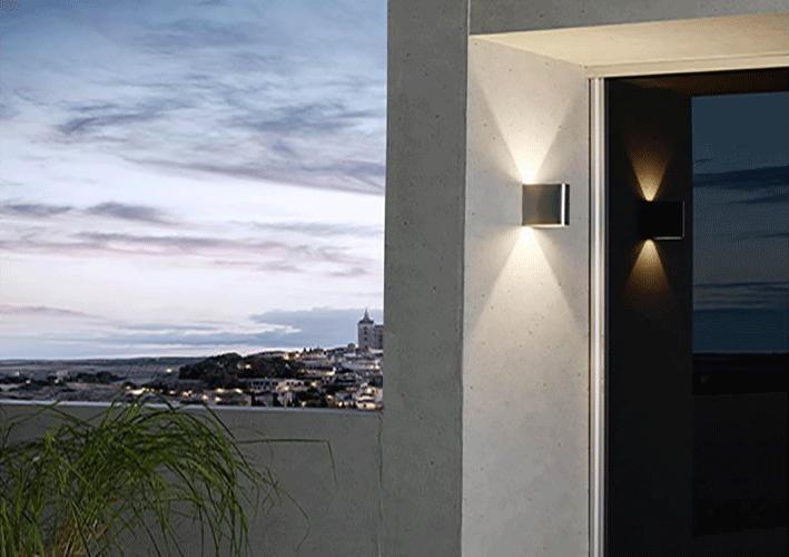 comment choisir son clairage ext rieur eglo maroc. Black Bedroom Furniture Sets. Home Design Ideas